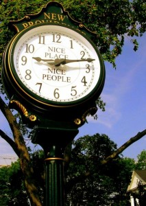 Image of New Providence Clock
