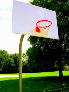 Image of Basketball hoop