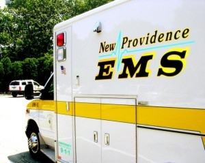 Image of New Providence Ambulence