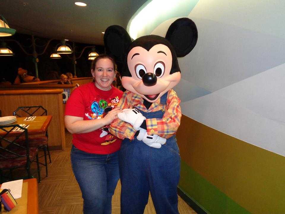Mouse Counselor Melissa