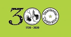 Tricentennial Celebration logo