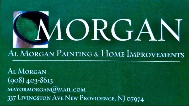 Al Morgan Painting